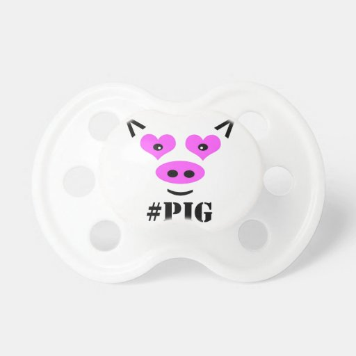 #Pig Pacifiers