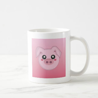 Pig Face Coffee Mug