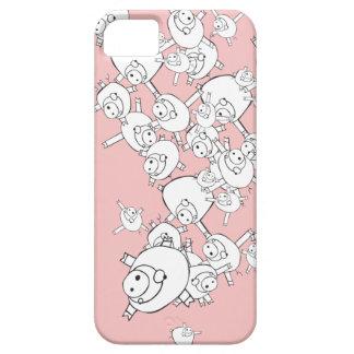 Pig Flu iPhone 5 Covers