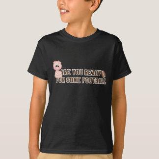 Pig Football T-Shirt
