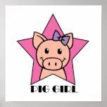 Pig Girl Poster