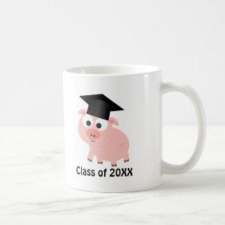 Pig Graduate 20XX Coffee Mug