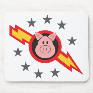 pig in space mousepads