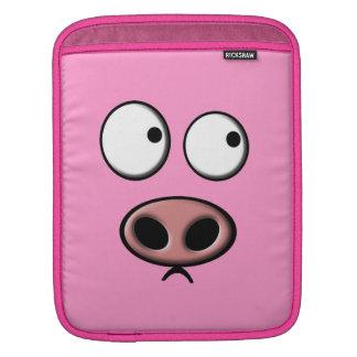 Pig iPad Sleeve