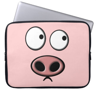 Pig Laptop Sleeves