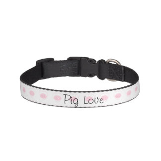Pig Love Dog or Pig Collar