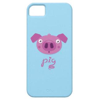Pig Love iPhone 5 Cases