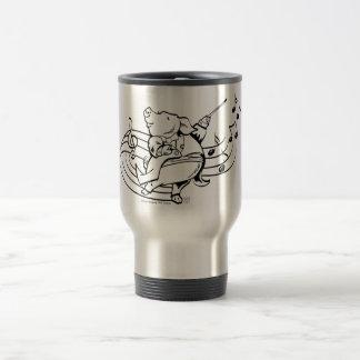 Pig Maestro Stainless Steel Travel Mug