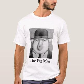 Pig Man Tee Shirt