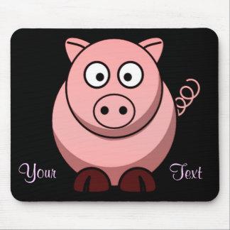 Pig Mouse Mat