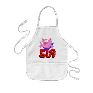 pig out apron