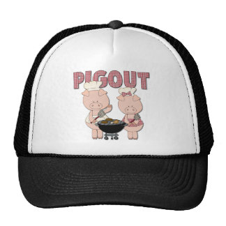 Pig Out BBQ Gift Hat