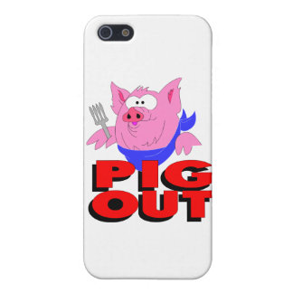 pig out case for iPhone 5/5S