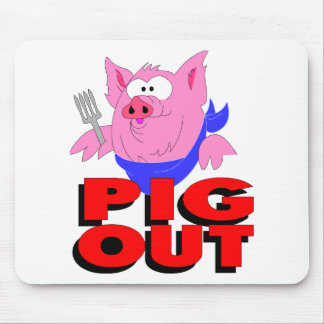 pig out mousepads