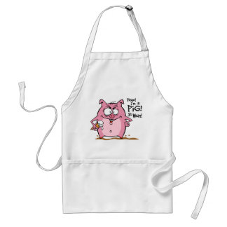 Pig-Out Standard Apron