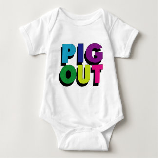 Pig Out T-shirt