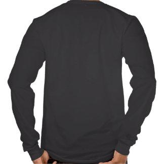 Pig & Oyster Fest Long Sleeve Black T T Shirt