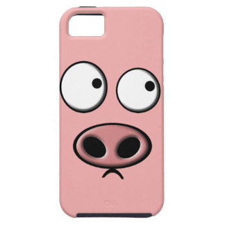 Pig Phone iPhone 5 Cases