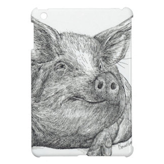 Pig Piglet Cover For The iPad Mini
