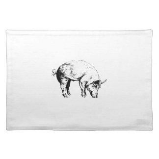Pig Place Mat