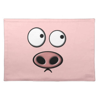 Pig Placemat