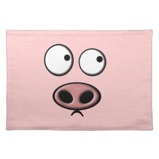 Pig Place Mats