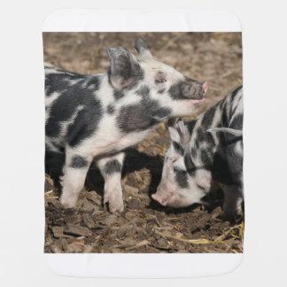 Pig Receiving Blankets