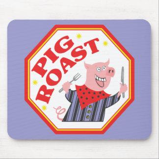 Pig Roast Mouse Pad