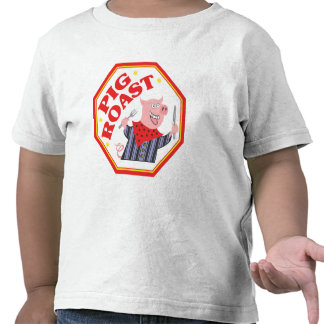 Pig Roast Tee Shirts