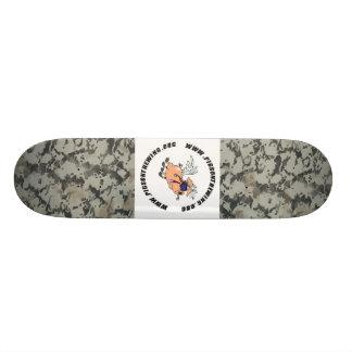 Pig Skate Board