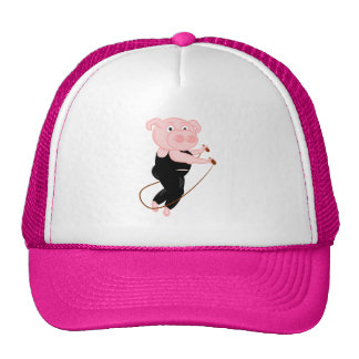 Pig Skipping Cap