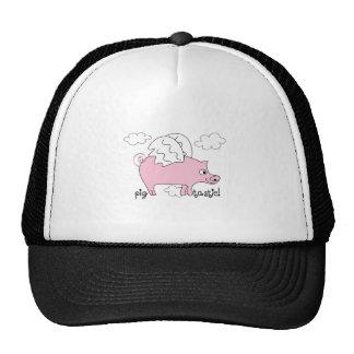 Pig Tastie! Mesh Hats