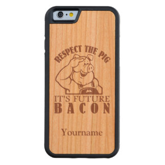 PIG TO BACON custom cases