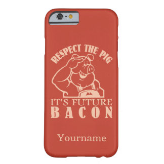 PIG TO BACON custom color cases