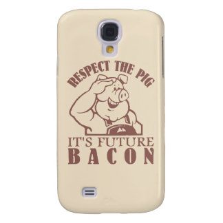 PIG TO BACON custom color HTC case