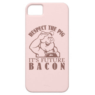 PIG TO BACON custom color iPhone case