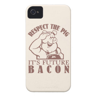 PIG TO BACON custom color iPhone case-mate