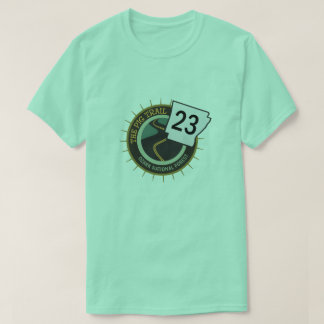 Pig Trail Highway 23 Arkansas Motorcycle Road T-Shirt