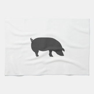PIG WARE TEA TOWEL