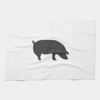 PIG WARE TEA TOWELS