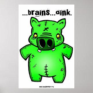 Pigbear poster