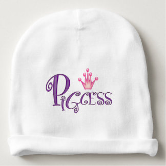 PIGCESS CARTOON Cotton Beanie Baby Beanie