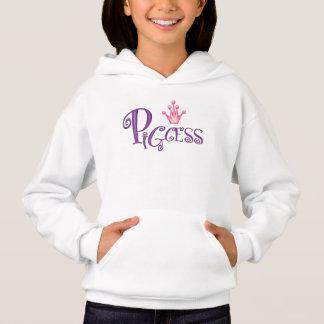 PIGCESS  CARTOON Girls' Hanes ComfortBlend® Hoodie