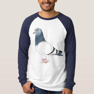 """""""Pigeon"""" Bird Art Shirt"""