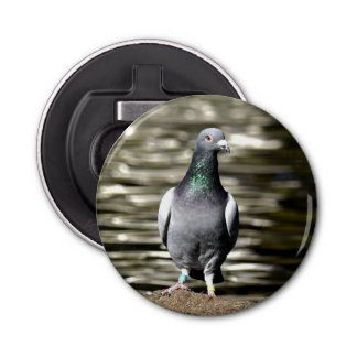 Pigeon Bottle Opener