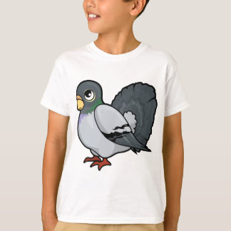 Pigeon Design T-Shirt