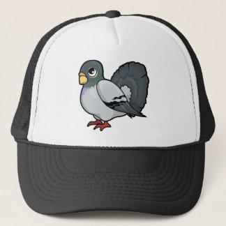 Pigeon Design Trucker Hat