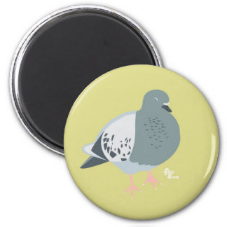 Pigeon Dreams Magnet