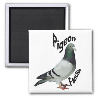 Pigeon Fancier Magnet