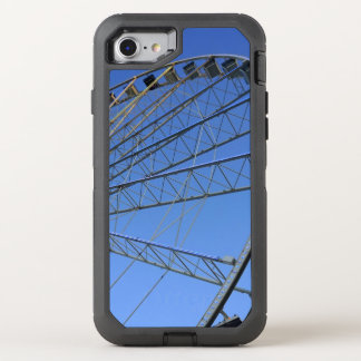 Pigeon Forge Wheel OtterBox Defender iPhone 8/7 Case